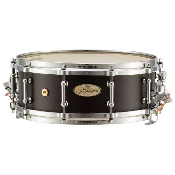 pearl philharmonic african mahogany concert snare drum 14x5 pearl snare drums concert. Black Bedroom Furniture Sets. Home Design Ideas