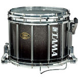 tama birch bubinga marching snare drum - 14x12