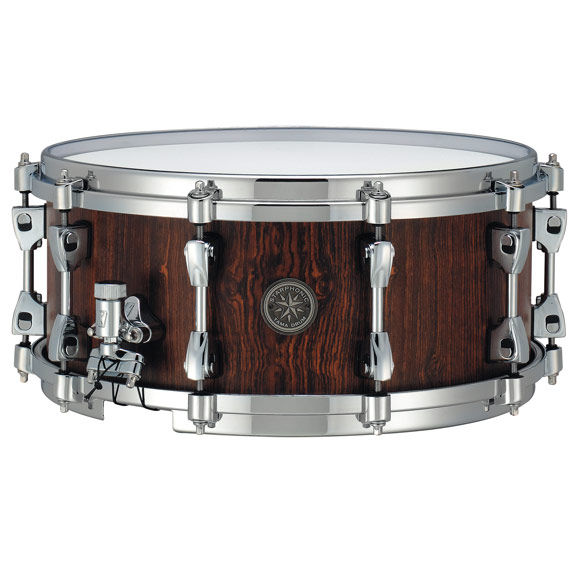 tama starphonic snare 6x14 bubinga wood snare drums snare drums steve weiss music. Black Bedroom Furniture Sets. Home Design Ideas