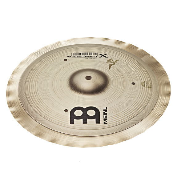 meinl generation x trash hat effect cymbal special effects cymbals cymbals gongs steve. Black Bedroom Furniture Sets. Home Design Ideas