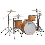 """ludwig signet gigabeat 3 piece shell pack with 20"""" bass drum"""