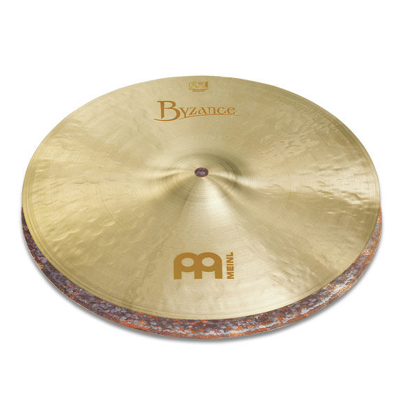 meinl 14 byzance jazz thin hi hat cymbals hi hat cymbals cymbals gongs steve weiss music. Black Bedroom Furniture Sets. Home Design Ideas