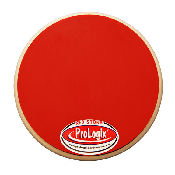prologix 6 drum practice pads drum pads drum muffles steve weiss music. Black Bedroom Furniture Sets. Home Design Ideas
