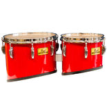 pearl championship marching tenors (8,10,12,13) closeout special - candy apple red