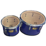 pearl championship marching tenors (8,10,12,14) closeout special - aurora blue