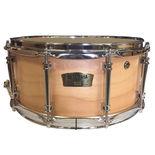 yamaha csm series concert snare drum - 6.5x14 - demo