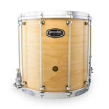 grover g3t itap concert field snare drum - 14x14