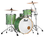 """pearl mct masters maple complete 3-piece shell pack with 22"""" bass drum"""