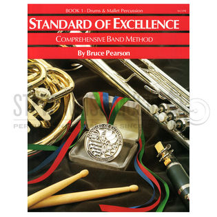 standard of excellence book 1 percussion pdf