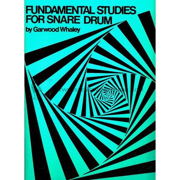 Garwood Whaley's Fundamental Studies for Snare Drum