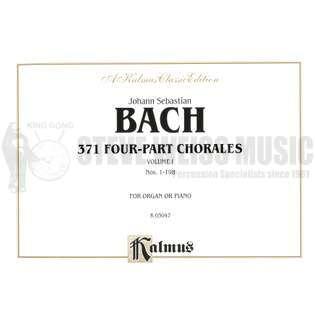 bach-371 chorales vol.1 (1-198)-mal