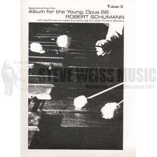 schumann-album for the young vol. 2-m-stevens