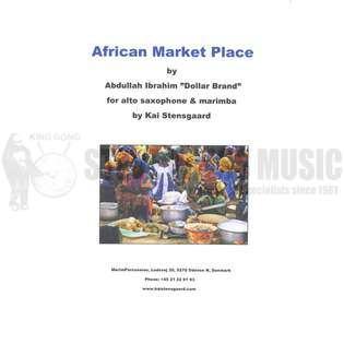 ibrahim-african market place arr. stensgaard (p)-m/asx