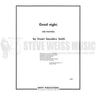 smith, stuart s.-good night.-m os