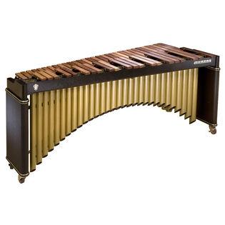 musser 4.3 concert grand rosewood marimba (m250)