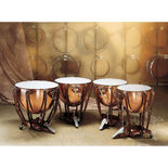 ludwig standard smooth copper timpani