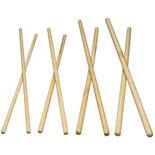 "latin percussion timbale sticks - 7/16""x16 5/8"" - 6pr (246c)"