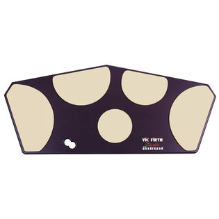 vic firth heavy hitter small quadropad tenor practice pad