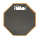 evans hq 06&quot; realfeel mountable practice pad