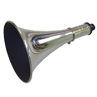 acme siren whistle with large bell
