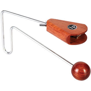 lp vibra-slap ii - standard wood (lp208)