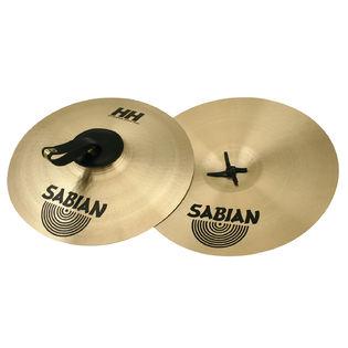 """sabian 18"""" hh symphonic medium heavy cymbals"""