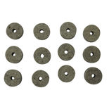 cymbal felt washers (12 pack)