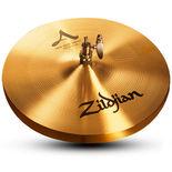 "zildjian 13"" new beat hi-hat cymbals"