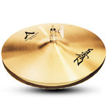 "zildjian 14"" mastersound hi-hat cymbals"