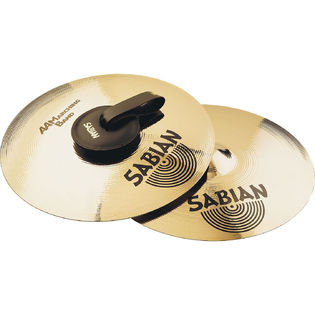 sabian 16&quot; aa marching band cymbals