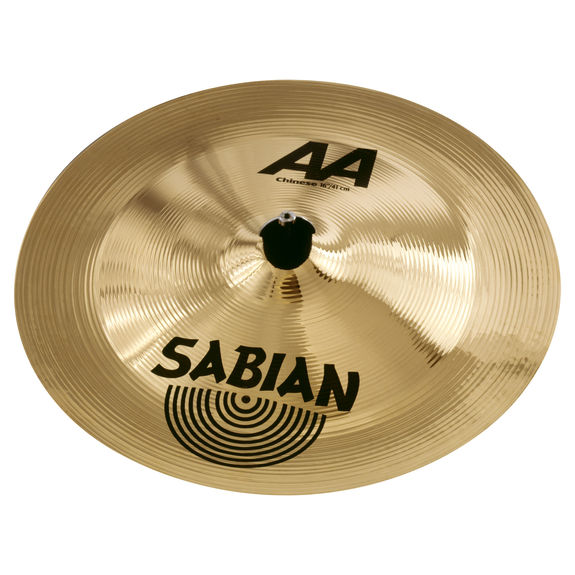sabian 16 aa china cymbal china cymbals steve weiss music. Black Bedroom Furniture Sets. Home Design Ideas