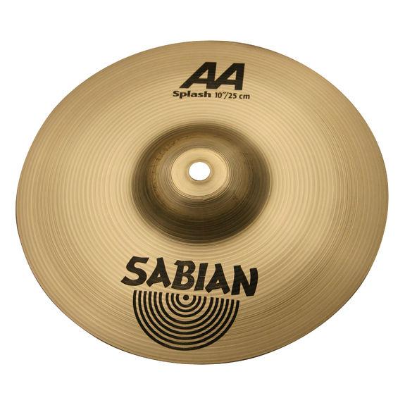 sabian 10 aa splash cymbal splash cymbals steve weiss music. Black Bedroom Furniture Sets. Home Design Ideas