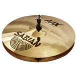 sabian 14&quot; aax stage hi-hat cymbals