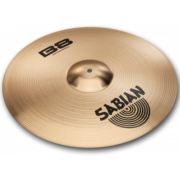 sabian 18 b8x rock crash cymbal crash cymbals steve weiss music. Black Bedroom Furniture Sets. Home Design Ideas