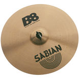 "sabian 16"" b8 thin crash cymbal"