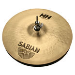 "sabian 13"" hh medium hi-hat cymbals"