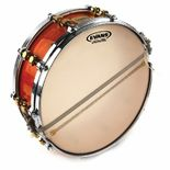evans orchestral 300 snare side drumhead
