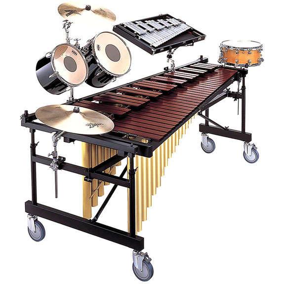 Yamaha   Marimba Multi Frame