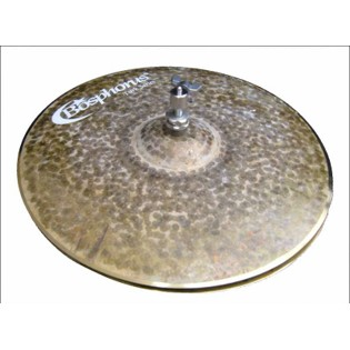 bosphorus 14&quot; turk series hi-hat cymbals