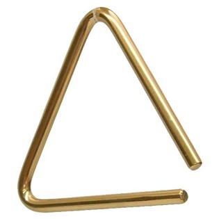 "grover 05"" bronze concert triangle"