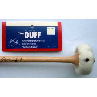 cloyd duff #6 hickory timpani mallets