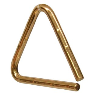 "sabian 04"" hand hammered triangle"