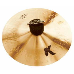 "zildjian 08"" k custom dark splash cymbal"