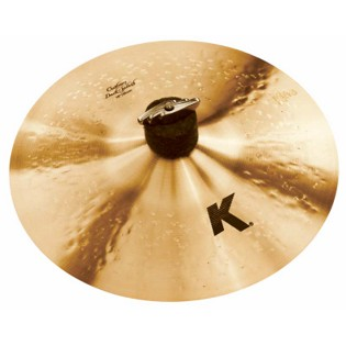 zildjian 10&quot; k custom dark splash cymbal