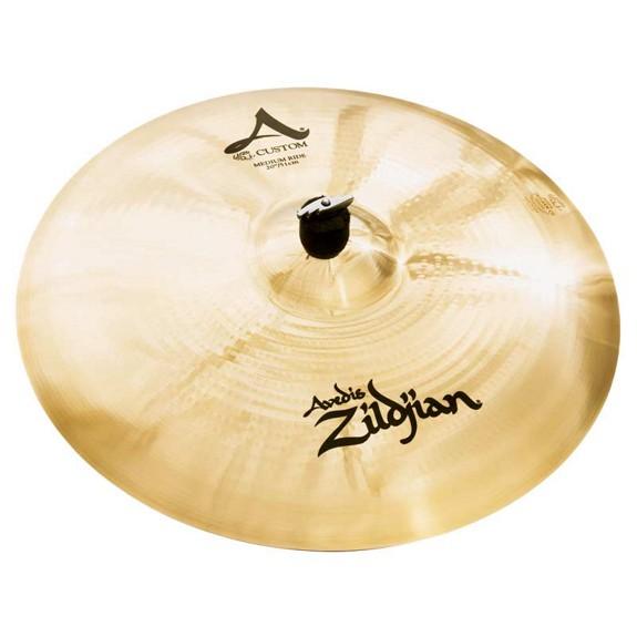zildjian 20 a custom medium ride cymbal ride cymbals cymbals gongs steve weiss music. Black Bedroom Furniture Sets. Home Design Ideas