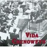 chenoweth-sarmientos marimba concertino (cd)