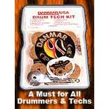 danmar drum tech kit (618)