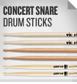 Concert Snare Drum Sticks